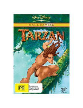 tarzan---dvd by target
