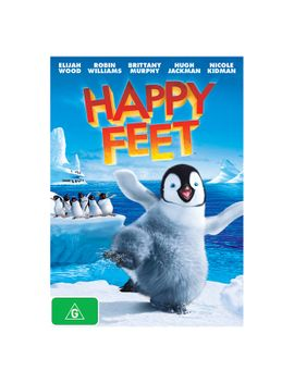 happy-feet---dvd by target