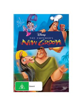 the-emperors-new-groove---dvd by target