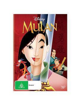 disney-mulan---dvd by target