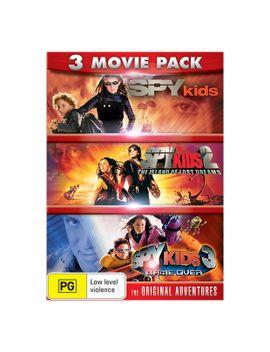 spy-kids-1---3-triplepack---dvd by target