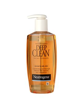 neutrogena-deep-clean-wash by target