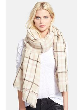plaid-blanket-scarf by kate-spade-new-york