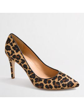 factory-isabelle-calf-hair-pumps by jcrew