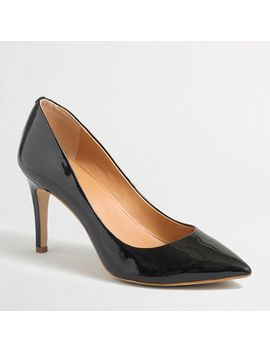 isabelle-patent-pumps by jcrew