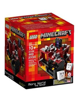 lego-minecraft-micro-world-the-nether-building-set by lego