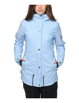 dc-bristol-15-bonnie-blue-10k-snowboard-jacket by dc