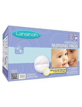 lansinoh-disposable-nursing-pads-100-ct by lansinoh