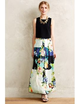 kmeria-maxi-skirt by anthropologie