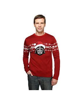 santa-vader-christmas-sweater by think-geek