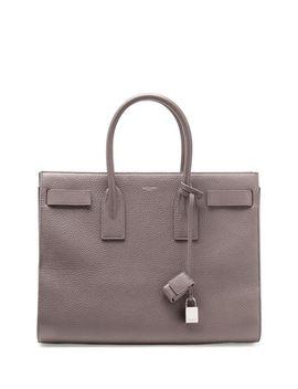 sac-de-jour-medium-tote-bag,-gray by saint-laurent