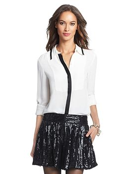 dvf-quiana-silk-blouse by dvf