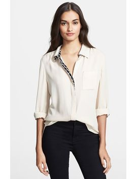 lorelei-two-silk-blouse by diane-von-furstenberg