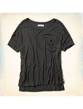 abalone-cove-pocket-t-shirt by hollister