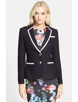 dariah-stretch-wool-blazer by ted-baker-london
