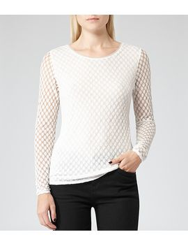 spot-lace-top by pip