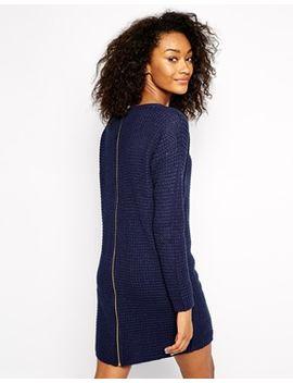 vero-moda-sweater-dress-with-zip-back by vero-moda