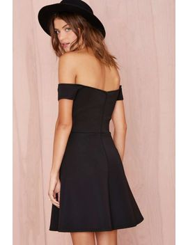 sandy-dress---black by nasty-gal
