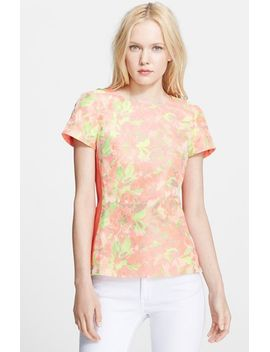 auben-jacquard-top by ted-baker-london