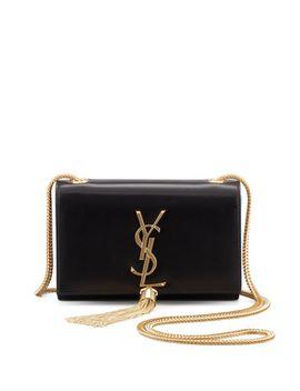cassandre-small-tassel-crossbody-bag,-black by saint-laurent