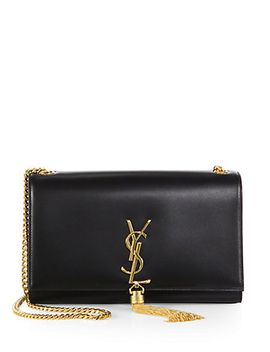 medium-kate-monogram-leather-tassel-chain-shoulder-bag by saint-laurent