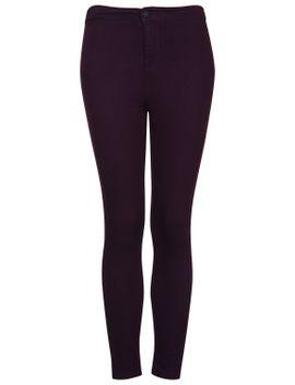 petite-moto-aubergine-joni-jeans by topshop