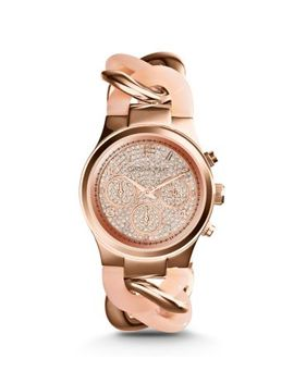 runway-twist-rose-gold-tone-watch by michael-kors
