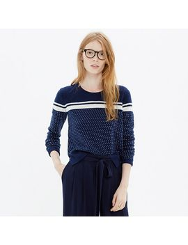 side-zip-pullover-sweater by madewell