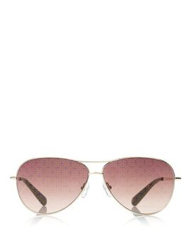 gold-aviator-sunglasses by tory-burch
