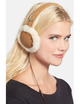australia-classic-genuine-shearling-headphone-earmuffs by ugg®