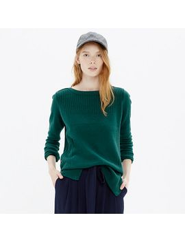 pinewood-pullover-sweater by madewell