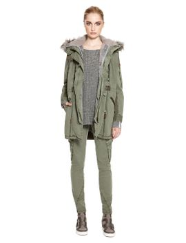 dkny--international---faux-fur-parka by dkny