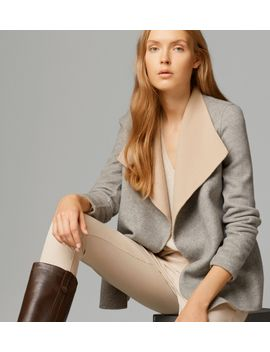 short-coat by massimo-dutti