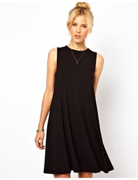 asos-sleeveless-swing-dress by also-available-in-other-colors