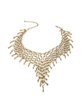 linked-chain-necklace by forever-21