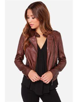 black-swan-heart-burgundy-vegan-leather-moto-jacket by black-swan