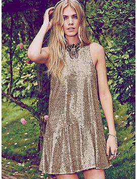 liquid-shine-mini-dress by free-people