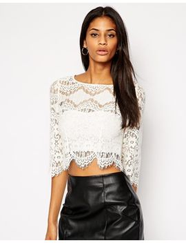 tfnc-lace-top-with-scallop-trim by tfnc