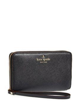 cedar-street---laurie-zip-around-phone-wallet by kate-spade-new-york