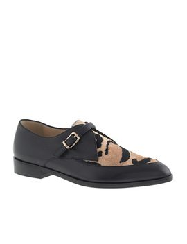 calf-hair-two-tone-loafers by jcrew
