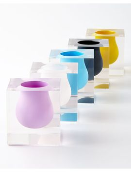 bel-air-mini-scoop-vase by jonathan-adler