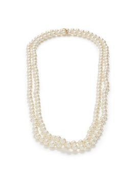 opera-length-glass-pearl-necklace by jcrew