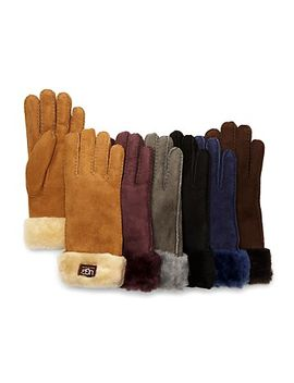 ugg®-australia-classic-turn-cuff-gloves by bloomingdales