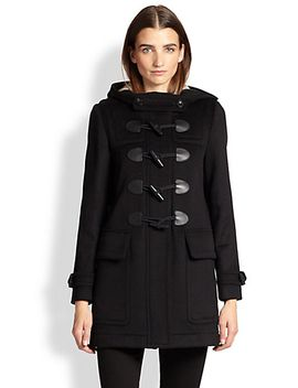 finsdale-wool-toggle-coat by burberry