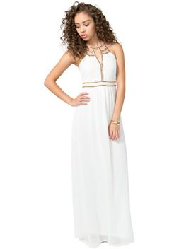 goddess-flow-maxi-dress by agaci