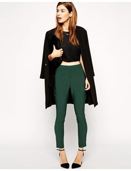 asos-skinny-leg-trouser-in-super-stretch by asos-collection