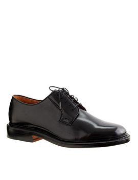ludlow-plain-toe-bluchers by jcrew