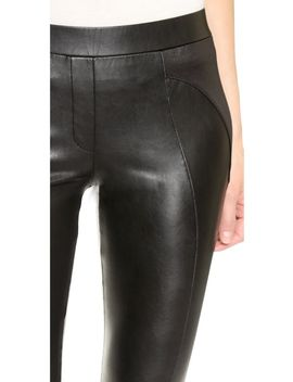 carnegie-faux-leather-leggings by evleo