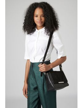 premium-small-pony-shoulder-bag by topshop