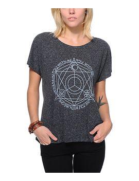 wenanami-triad-charcoal-dolman-t-shirt by wenanami